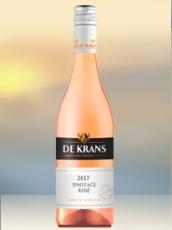 2018 Pinotage Rosé aus Südafrika