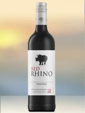 2016 Rhino Park Pinotage Rotwein aus Südafrika