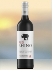 2018 Red Rhino Cabernet Sauvignon Rotwein aus Südafrika