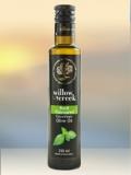 Basilikum Olivenöl Extra Virgin aus Südafrika